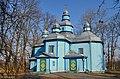 Горбулів. Унікальна Миколаївська церква. 1746 р.jpg