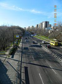 Київ, вулиця Олени Теліги.JPG