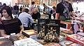 """Книга М.Харита """"Рыбари и виноградари"""" на стенде издательства Рипол-классик на международной книжной ярмарке в Москве (2016 г.).jpg"""
