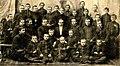 К. Г. Стеценко серед хористів чоловічої гімназії. Біла Церква, 1908.jpg