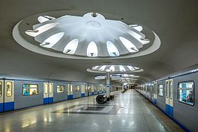 Image illustrative de l'article Annino (métro de Moscou)