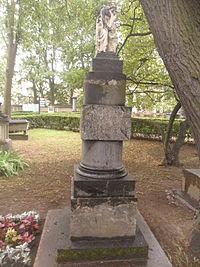 Могила поэта Антона Дельвига.JPG