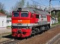 М62-1635, Россия, Ленинградская область, станция Пелла (Trainpix 196449).jpg