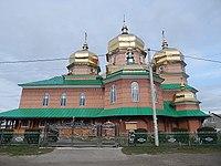 Найбільший дерев`яний храм західної України.JPG