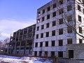 Недостроенное здание на Южном - panoramio.jpg