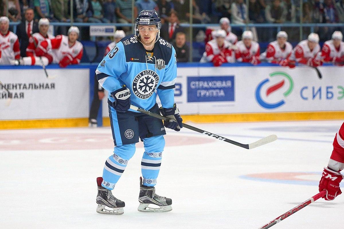 Nikolai Demidov Ice Hockey Wikipedia