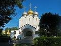 Новодевичий монастырь Смоленский Собор.jpg