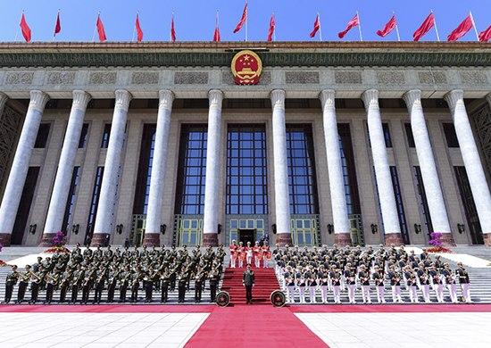 Оркестр Народно-освободительной армии Китая