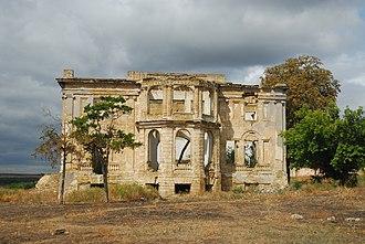Dubiecki Manor in Vasylivka - Image: Палац Садиба Дубецьких 30
