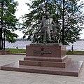 Памятник П.И.Чайковскому, Воткинск, Удмуртия - panoramio.jpg