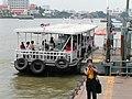 Паром на реке Чаупрая, Бангкок.JPG