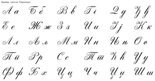 Serbische Sprache u2013 Wikipedia