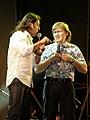 Ревва и Рожков на концерте в Донецке 6 июня 2010 года 045.JPG