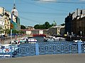 Санкт-Петербург, река Мойка. Вид с Синего моста в сторону Красного, 2011-09-26.jpg