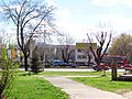 Скопје, Р. Македонија , Skopje, R. of Macedonia 01.04.2013 ( Парк во Автокоманда, споменик на Филип II ) - panoramio (6).jpg
