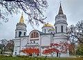 Спасо-Преображенський собор (Чернігів), осінь.jpg