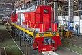 ТЭМ18ДМ-963, Russia, Bryansk region, Bryansk Engineering Plant (Trainpix 161521).jpg