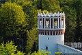 Угловая башня Новодевичьего монастыря.jpg