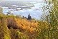 Церковь Николая Чудотворца в с. Исады. Вид с угора.JPG
