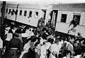 המחלקה הגרמנית בבריגדה היהודית - חזרה למצרים - תחנת הרכבת ברחובות- חזרה למצריים -154298.jpg