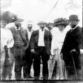 מנחם אוסישקין נחום סוקולוב יוסף קאואןאביגדור יעקבסון בקושטא ( 1909) מימין לשמ-PHG-1002251.png