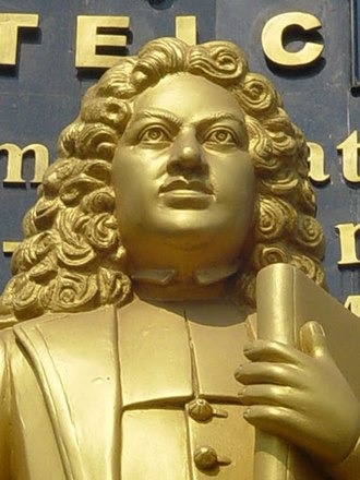 Bartholomäus Ziegenbalg - Statue of Ziegenbalg