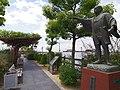 中甚兵衛の像 大和川治水記念公園にて 2013.6.13 - panoramio.jpg