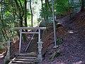 八幡神社 下市町丹生(後台) 2013.4.05 - panoramio.jpg