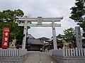 岸和田天神宮 岸和田市別所町1丁目 Kishiwada-tenjingū 2013.8.29 - panoramio (1).jpg