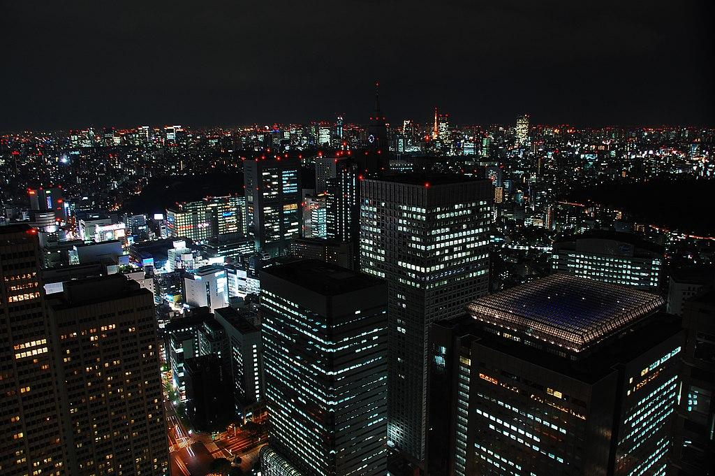 """""""東京の街並み""""title=""""東京の街並み"""""""