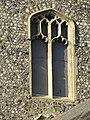 -2020-02-07 Window in the tower of Saint Nicholas Church, Trunch Road, Swafield.JPG