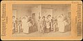-Group of 71 Stereograph Views of African-Americans and Early Black American Culture, including Colloquial Black Humor- MET DP74773.jpg