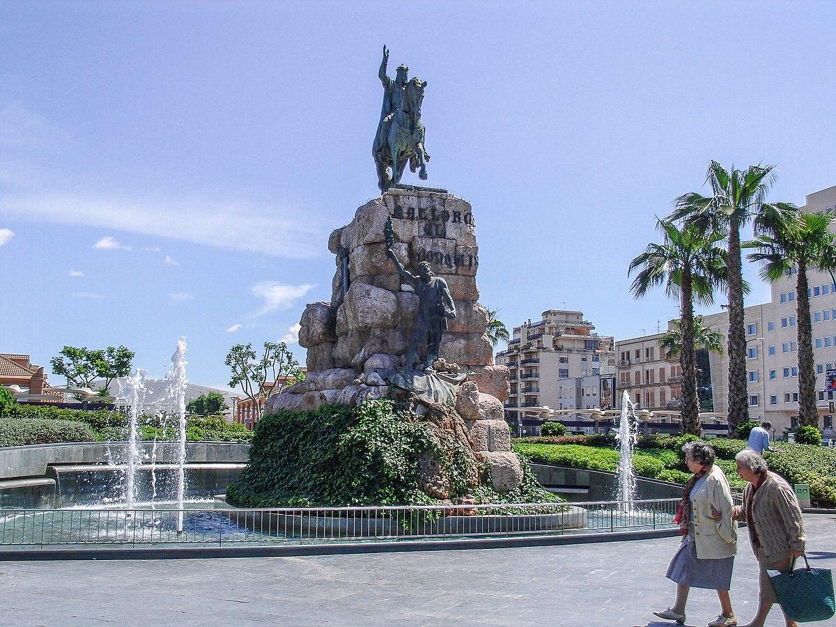 Plaza de España (Palma de Mallorca) - Wikipedia, la enciclopedia libre