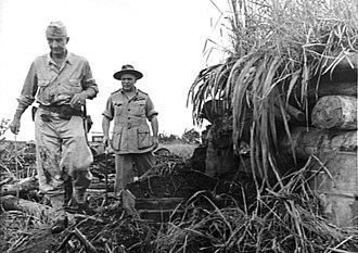 Battle of Buna–Gona: Allied forces and order of battle - Australian War Memorial.