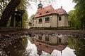02730 Kraków, kaplica Matki Bożej Częstochowskiej, pocz. XX.jpg