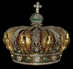 Crown of Empress Eugénie - The Crown of Empress Eugénie