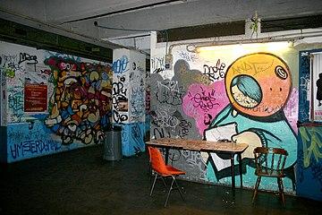 1040 - Milano - Centro Sociale Leoncavallo - Foto Giovanni Dall'Orto 11-5-2007.jpg
