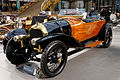 110 ans de l'automobile au Grand Palais - Peugeot type 160 Skiff par Jean-Henri Labourdette - 1913 - 005.jpg