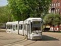 113 Silesian Interurbans, Citadis car, Bytom.jpg