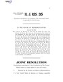 116th United States Congress H.J.Res. 035 (1st session) - Proposing an amendment to the Constitution of the United States relative to equal rights for men and women.pdf