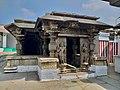 11th century Panchalingeshwara temples group, Kalyani Chalukya, Sedam Karnataka India - 78.jpg
