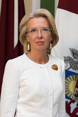 Ināra Mūrniece - Image: 12.Saeimas priekšsēdētāja Ināra Mūrniece (42993645042)