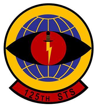125th Special Tactics Squadron - 125th STS Emblem
