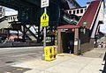 125th Street - Escalator entrance.jpg