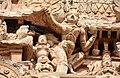 12th century Airavatesvara Temple at Darasuram, dedicated to Shiva, built by the Chola king Rajaraja II Tamil Nadu India (12).jpg