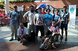 Polish Wikipedia - Polish Wikipedians at Wikimania 2013