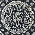 148 Mother of Pearl Dragons, 19c, Rattanakosin (35212579106).jpg