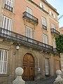 155 Casa Aleix Vidal Quadras (edifici Miramar), façana c. Davallada.jpg