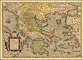 1584 map of Greece by Abraham Ortelius.jpg
