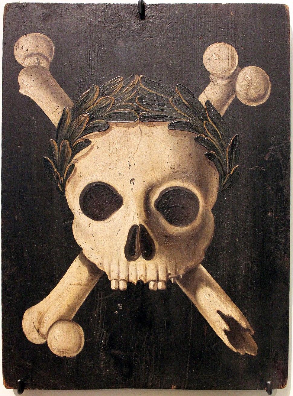 1607-35 Pesttafel Augsburg anagoria